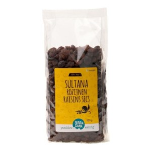 Raw Rozijnen Sultana's - 1000 gram gezond?