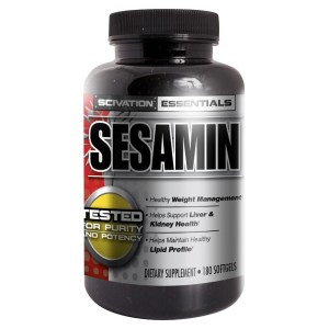 Sesamin - 90 capsules gezond?