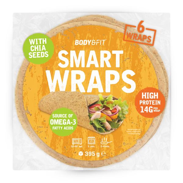 Smart Wraps - Chia gezond?