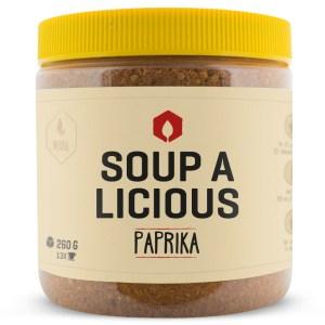 Soup A Licious - 13 servings - Paprika gezond?
