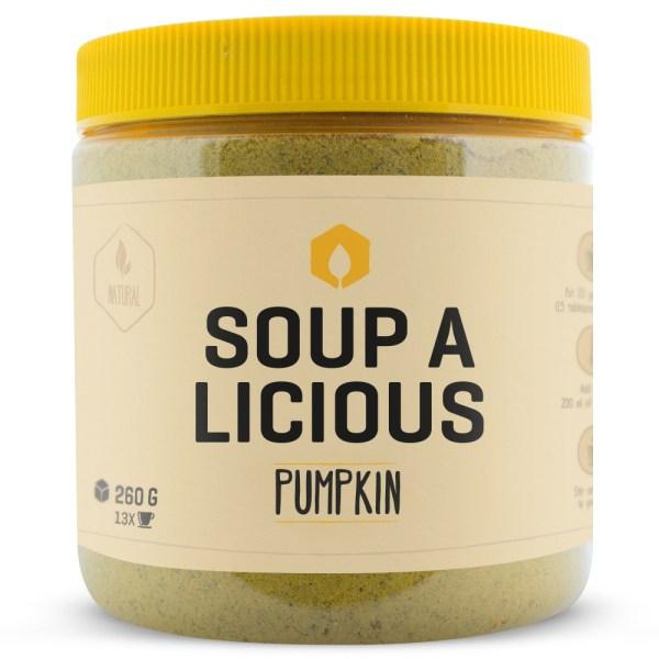 Soup A Licious - 13 servings - Pompoen gezond?