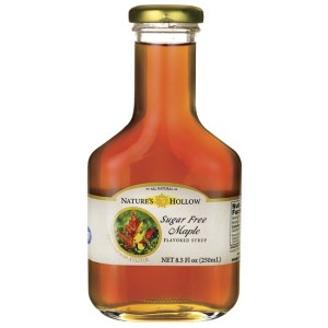 Sugar Free Syrup - Nature's Hollow - 1 fles - Raspberry gezond?