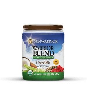 Sunwarrior Blend Chocola 500 Gram gezond?