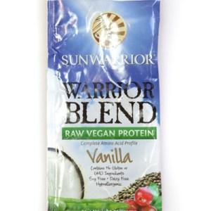 Sunwarrior Blend Vanille 21 Gram gezond?