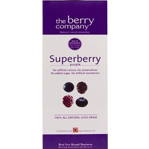 SuperBerry Purple - 1000 ml gezond?