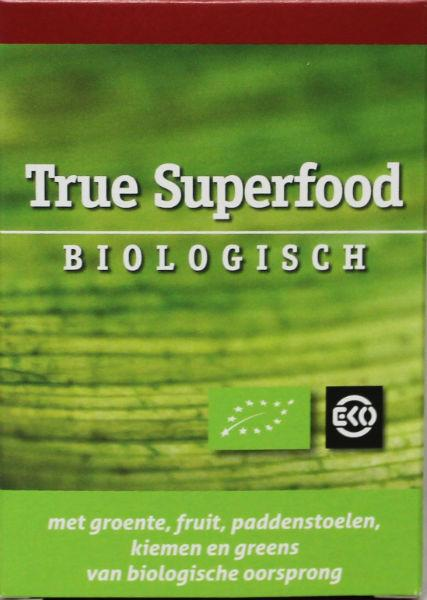 Vitals True superfood bio gezond?