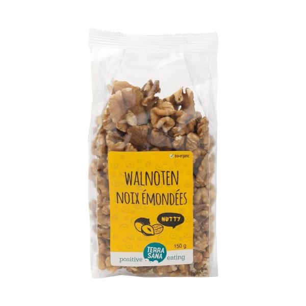 Walnoten (biologisch) - 600 gram