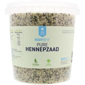 Pure Hennepzaden - 500 gram