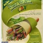 Pure Wraps Coconut - Natural