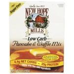 Suikervrije pannenkoek- en wafelmix