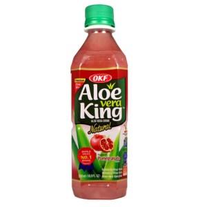 Aloe Vera drink Pomegranate - 500 ml