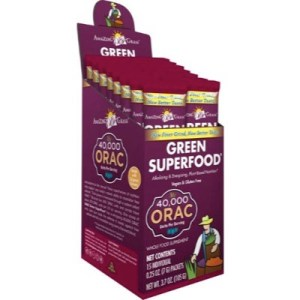 Amazing Grass Orac Green Superfood (15sach) gezond?
