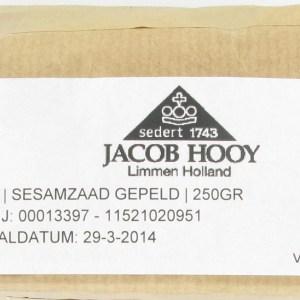 Jacob Hooy Sesamzaad Heel