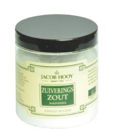 Jacob Hooy Zuiveringszout Pot 250gr gezond?