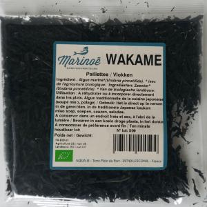 Marinoe Wakame Vlokken 35gr gezond?