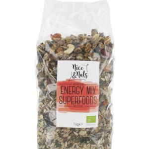 Nice & Nuts Energy Mix Superfood (1000g) gezond?