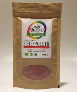 Original Superfoods Biologische Bieten Poeder 100 Gram