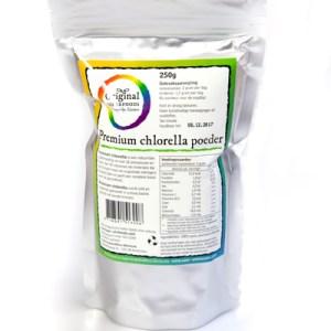 Original Superfoods Chlorella Poeder 250 Gram