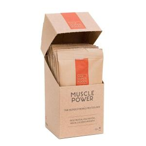 Your Superfoods Organic Muscle Power Mix 10 x 15 Gram
