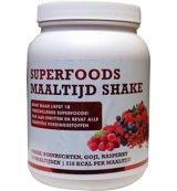 Beauvica Superfood Maaltijd Shakes Bosvruchten (432g) gezond?
