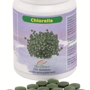 Biodream Chlorella Tabletten 350st gezond?