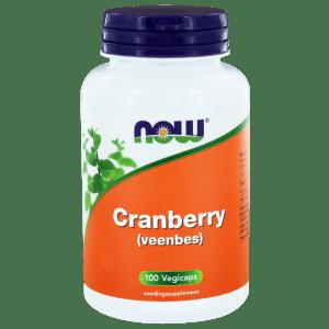 Cranberry Concentrate gezond?