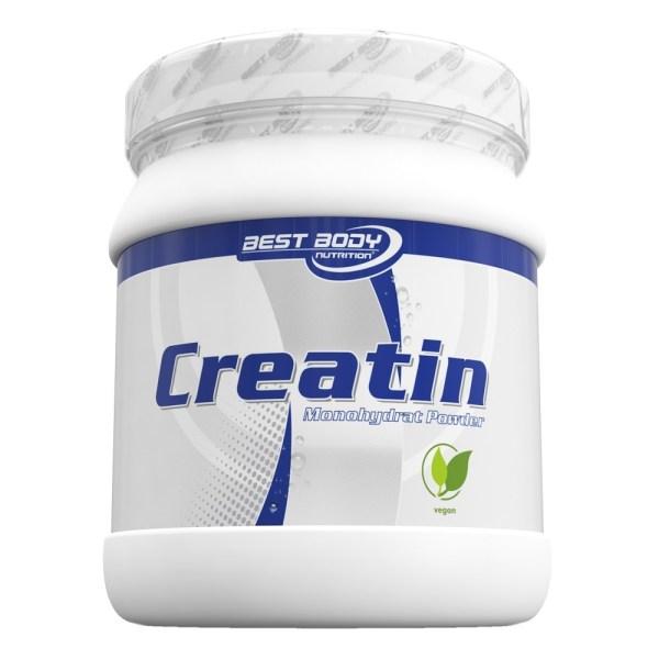 Creatine monohydrate gezond?