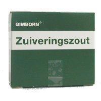 Gimborn Zuiveringszout gezond?