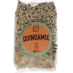 Greenage Quinoamix gezond?