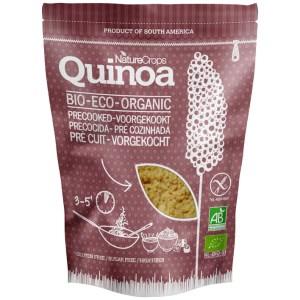 Nature Crops Quinoa Voorgekookt gezond?