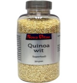 Nova Vitae Quinoa Graan Wit (350g) gezond?