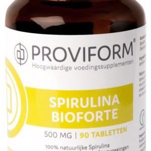 Proviform Spirulina 500mg Tabletten gezond?