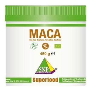 Snp Maca Superfood (450g) gezond?