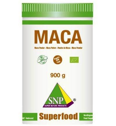 Snp Maca Superfood (900g) gezond?