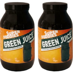 Superfoodies Green Juice Poeder Duo gezond?