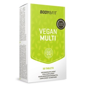 Vegan Multi gezond?