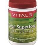 Vitals True Superfood Bio (400g) gezond?