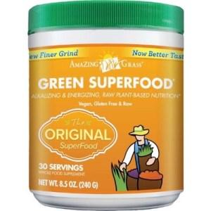 Amazing Grass Green Original Superfood (240g) gezond?