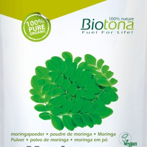 Biotona Moringa Powder Raw