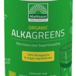 Mattisson HealthStyle AlkaGreens Organic Poeder
