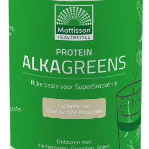 Mattisson HealthStyle AlkaGreens Proteïne Poeder