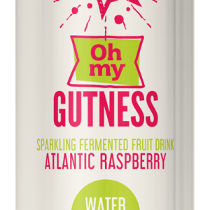 Oh My Gutness Atlantic Raspberry Fruit Drink