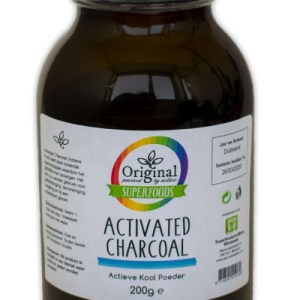 Original Superfoods Activated Charcoal 200 Gram