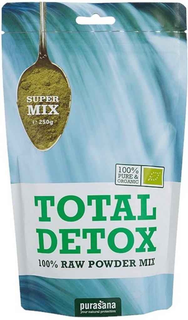 Purasana Total Detox Raw Powder Mix