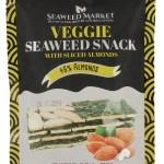 Seaweed Market Veggie Seaweed Snack Almonds