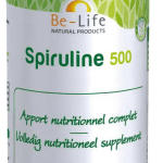 Be-Life Spiruline 500 Tabletten