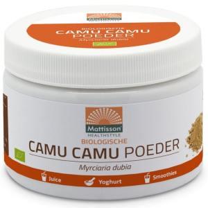 Mattisson HealthStyle Biologische Camu Camu Poeder gezond?