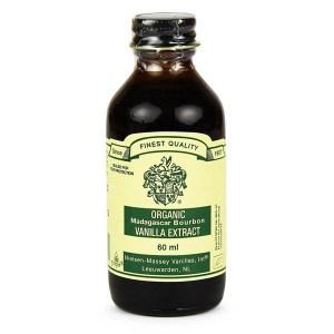Nielsen-Massey Biologische Madagascar Bourbon Vanilla Extract 60 Ml gezond?