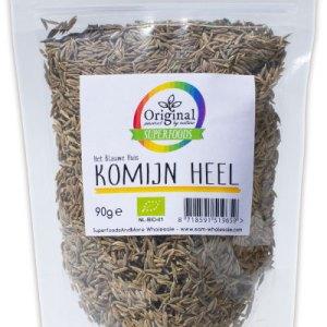 Original Superfoods Biologische Komijnzaad Heel 90 Gram