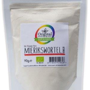 Original Superfoods Biologische Mierikswortel Gemalen 90 Gram